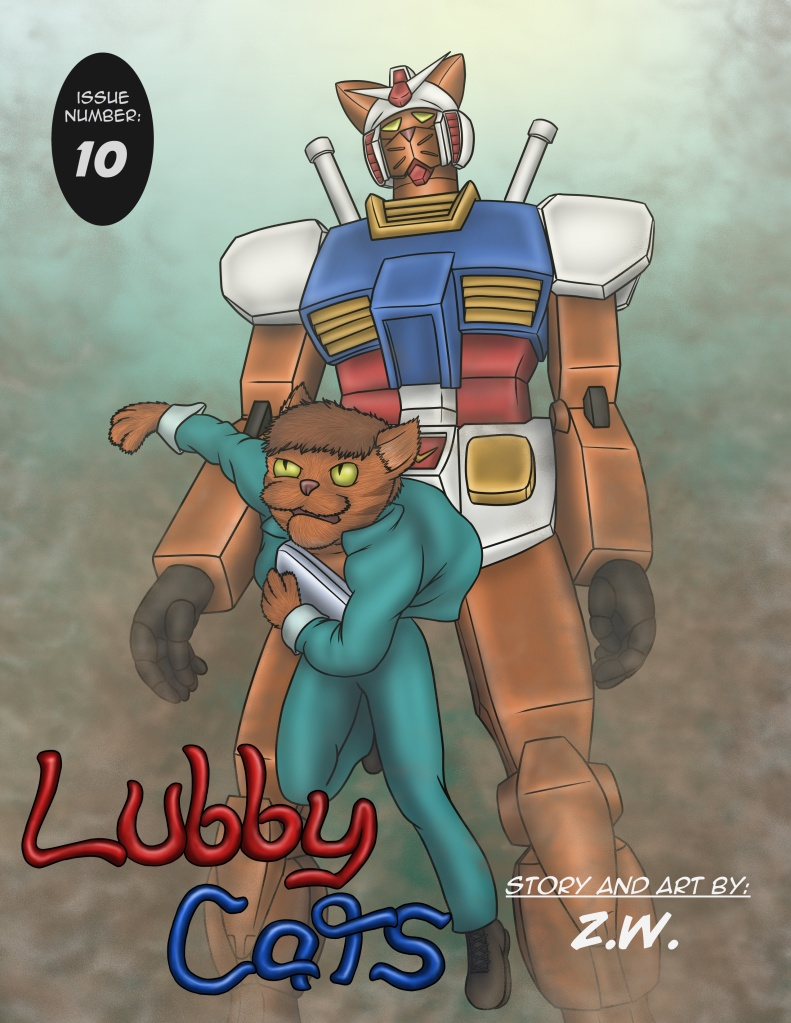 Lubbycats cover 10