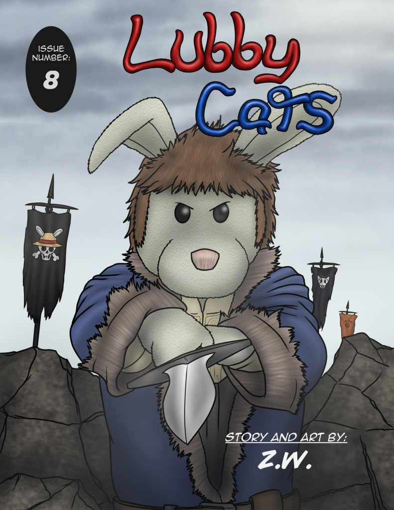 Lubbycats cover 8